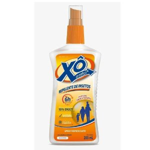 REPELENTE XÓ INSETO SPRAY 200ML