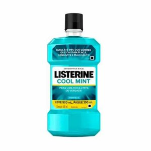 Listerine 500ml Cool Mint