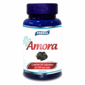 Amora 510mg 60 cápsulas Promel