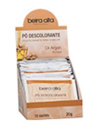 Po Descolorante Beira alta Oil Argan 50grs