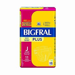 Fralda Bigfral Plus Juvenil c/ 11 Unid