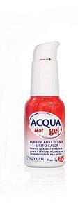 Acqua Gel Hot Lubrificante Intimo 60g Kley Hertz