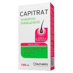 CAPITRAT SHAMPOO ENERGIZANTE 150ML HERTZ