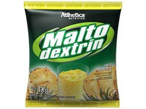 Malto Dextrin Abacaxi 1kg - Atlhetica Nutrition