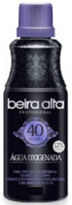 AGUA OXIGENADA 40VOL 90ML - BEIRA ALTA