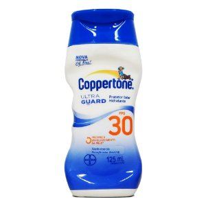 Protetor Coppertone FPS 30 125ml