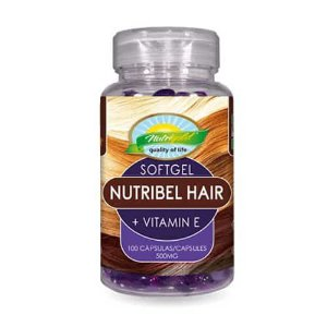 Nutribel Hair 500mg 100cps - Nutrigold