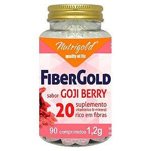 Fibergold 20 Goji Berry 90cpr Nutrigold