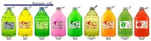 Shampoo Kelma 4,8 litros