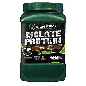 Isolat Protein - 450gr- Prestígio- Iron Army (whey Isolado)