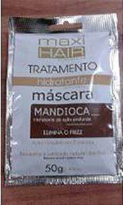 Maxi Hair Máscara Mandioca 50g