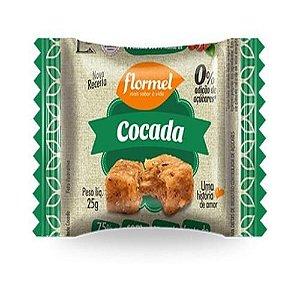 Doce Flormel 25g Cocada 0%