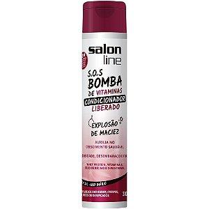 Condicionador Salon Line S.O.S Bomba Liberado 300ml