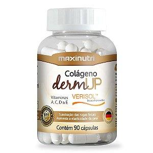 Colágeno Dermup Verisol 650mg Maxinutri 90 cápsulas