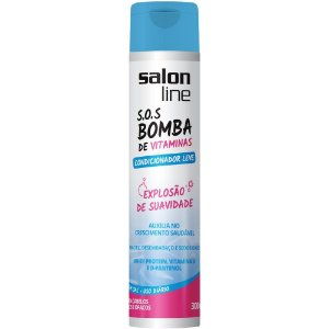 Condicionador Salon Line Leve SOS Bomba de Vitaminas 300ml