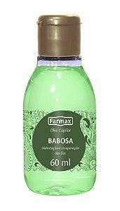 Farmax Óleo Capilar 60mL Babosa