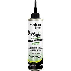 Salon Line Tonico SOS Bomba Crescimento Detox 100ml