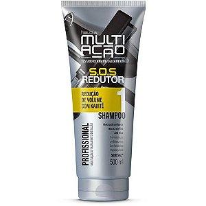 Shampoo Helcla Multiação S.O.S Redutor 400ml