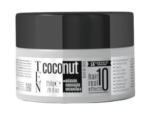 Máscara Lokenzzi Coconut 10 Effects 250g
