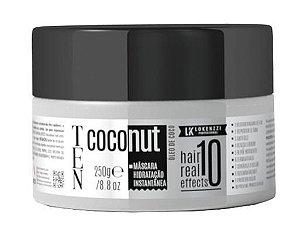 Máscara Lokenzzi Coconut 10 Effects 250g