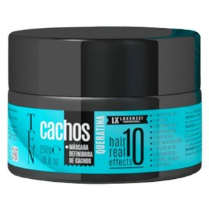 Máscara Cachos 10 Effects 250g Lokenzzi