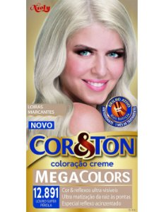Tintura Cor&Ton 12.891 SUPER PEROLA 50GR