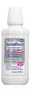 DENTAL FRESH SENSITIVE 250ML - kley Hertz