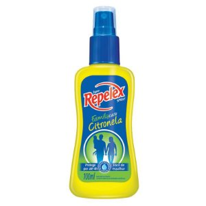 Repelente Repelex Citronela 100ml Spray