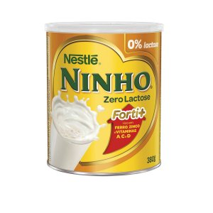 Leite Ninho Zero Lactose 380g