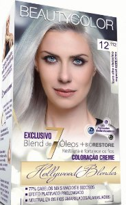 Tintura Beauty Color Kit 12.122 L.Ultra Clarissimo Ex.Violet