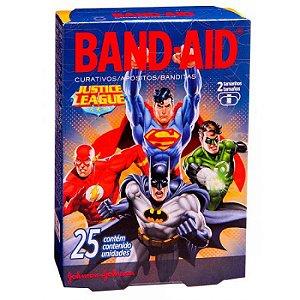 Band Aid  Liga da Justiça c/25 unidades
