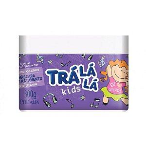 Máscara TraLáLá Kids Cachos 300g
