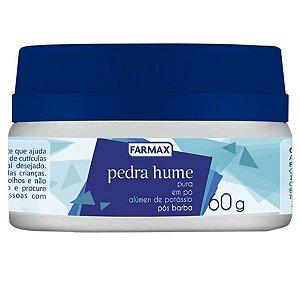 Farmax Pedra Hume Pote 60g