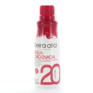 Agua Oxigenada Beira Alta Black  20vol 90ml