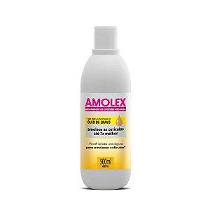 Amolex Ibiti Amolecedor de Cutícula 7xmelhor Refil 500mL
