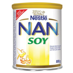 LEITE NAN SOY 800G