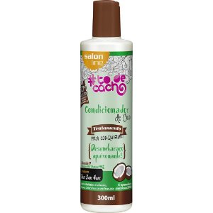 Condicionador Salon Line To de Cachos Coco Conquistar 300ml