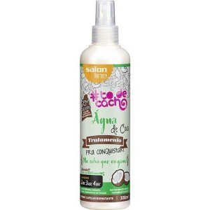 Salon Line To de Cachos Agua de Coco Conquistar Spray 300ml