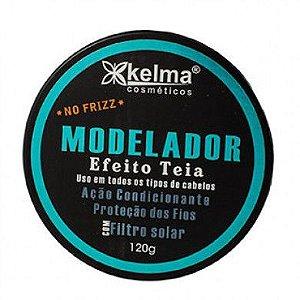 Pomada Modeladora Kelma Condicionante Efeito Teia 120grs