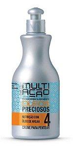 Creme Para Pentear Helcla Multiação 300ml  OLEOS PRECIOSOS