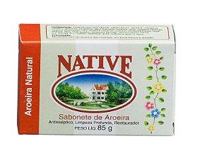 Sabonete de Aroeira 85g native
