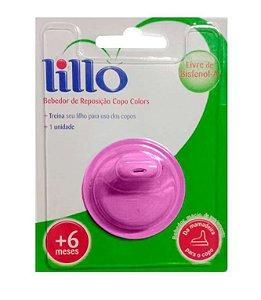 Bico Lillo Bebedor de Reposição Copo Colors Ref.:613910