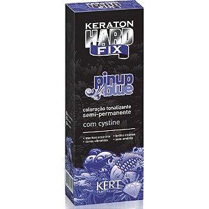 Coloração Tonalizante Keraton Hard Fix Pinup Blue