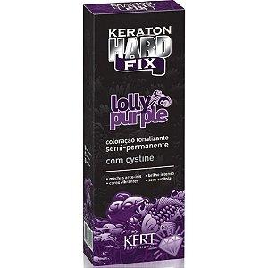 Coloração Tonalizante Keraton Hard Fix Lolly Purple