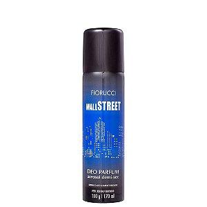 Desodorante Fiorucci Aerosol Man Wall Street 170ml