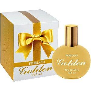Deo Colônia Fiorucci Golden 100ML