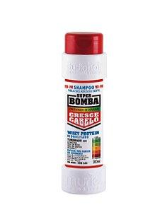 Shampoo Muriel Super Bomba Cab. Secos/Muito Secos 300ml