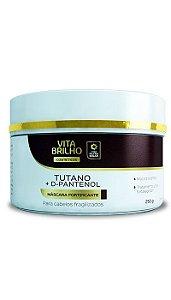 Máscara Vita Brilho Tutano+D-Pantenol Fortificante 250gr