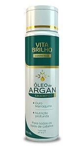 Shampoo Vita Brilho Óleo de Argan 300ml