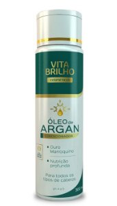 Condicionador Vita Brilho Óleo de Argan 300ml